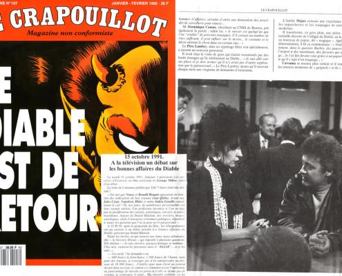Le Crapouillot - Janvier/Février 1992