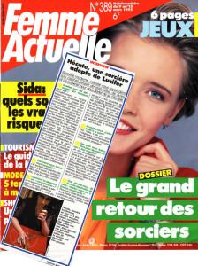 Femme Actuelle - 9 mars 1992