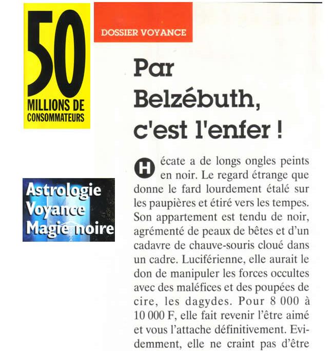 50 Millions de Consommateurs - Janvier 1993