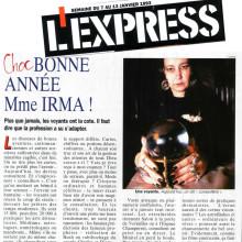 L'Express - 7 janvier 1993