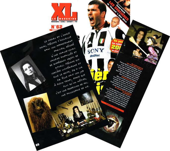 XL - Le Magazine - Décembre 1999