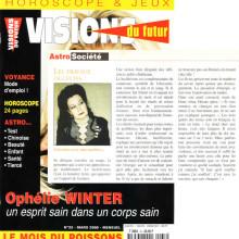 Vision du Futur - Mars 2000