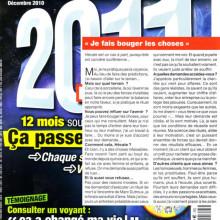 Horoscope - Décembre 2010