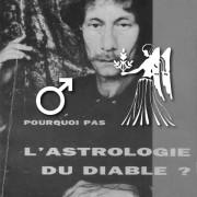Sorcière Hécate - L'Astrologie Diabolique - Homme Vierge