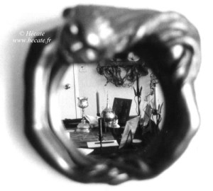 Miroir Ondine (par Jean Marais)