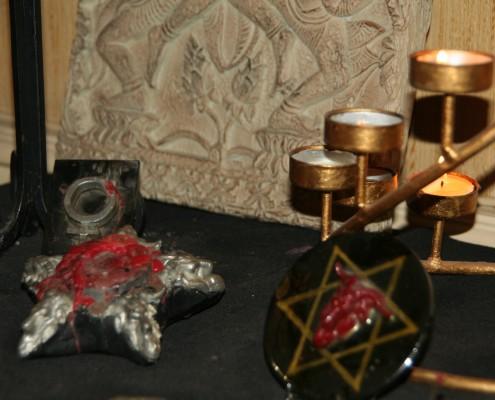Autel pour rituel
