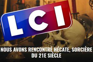 LCI Rencontre avec Hécate