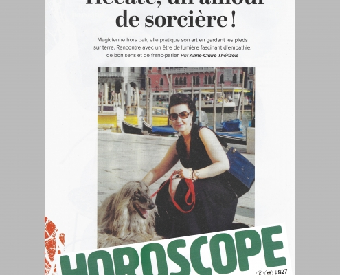 Magazine Horoscope - Février 2017